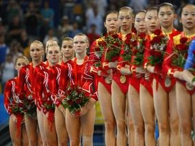 Олимпиада-2008: Китайским гимнасткам нет равных