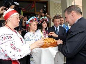В Пекине отметили Украинский день