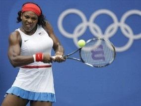 Олимпиада-2008: Серена Уильямс преодолела первый барьер