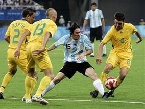 Аргентина и Бразилия вышли в четвертьфинал