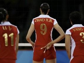 Волейбол: Успешный старт американок и китаянок