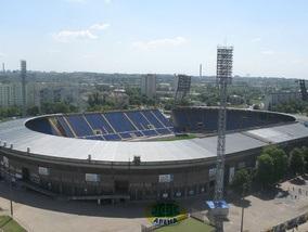 Для реконструкции стадиона Металлист Харьков возьмет кредит