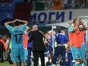 Тренер Дроеди: Вважаю, що сьогодні саме Динамо мало програти