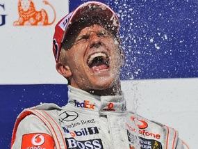 Ковалайнен - сотый победитель этапов Формулы-1