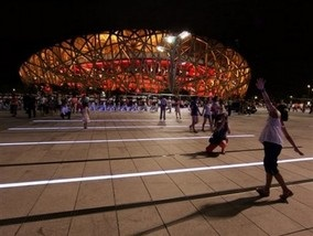 Церемонию открытия Олимпиады-2008 посетят 160 тысяч человек