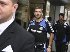 Шевченко не собирается в Милан
