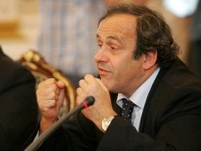 Платини: В сентябре мы узнаем, где пройдет Евро-2012