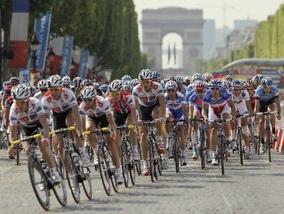 Фотогалерея: Тур де Франс. Послесловие