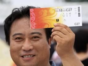 Олимпиада-2008: Все билеты проданы