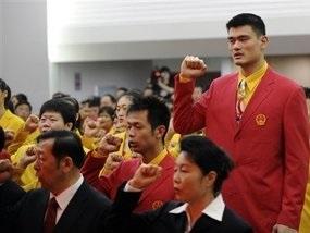 Сборная Китая станет самой многочисленной на Олимпиаде-2008