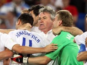 Евро-2008: Российские футболисты получат по 350 тысяч евро каждому