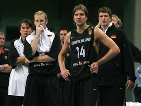 Германия завоевала последнюю путевку на Олимпиаду