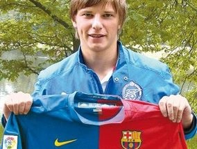 Аршавин: Весь мир знает, что я хочу играть в Барселоне