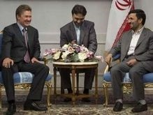 Газпром и Иран будут сотрудничать в нефтегазовой сфере