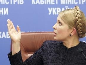 Тимошенко дасть гроші на реконструкцію Борисполя