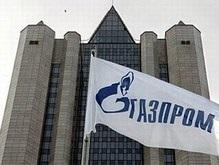 Газпром намерен построить сеть заправок в Европе