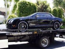 Bentley отзывает 13,5 тысяч машин