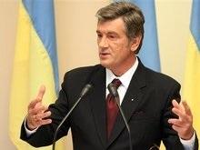 Ющенко опровергает обвинения в лоббировании интересов Vanco