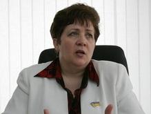 Семенюк-Самсоненко извинилась перед потенциальными инвесторами ОПЗ