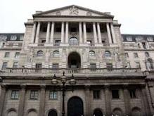 Банк Англии оставил учетную ставку на прежнем уровне