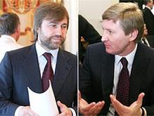 Новинский получит четверть металлургической компании Ахметова
