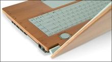 Asus створила бамбуковий ноутбук