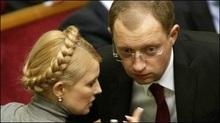 Доля Тимошенко залежить від Яценюка - Стецьків