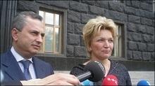 Партія регіонів готова висунути Богатирьову на посаду віце-спікера