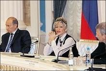 Помічниця Путіна написала пісню для Іронії долі-2