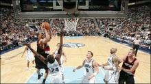 NBA: Індивідуальна статистика