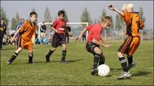 ФФУ передасть школам півмільйона м'ячів