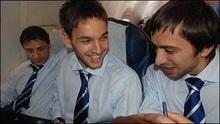 Динамо полетіло в Португалію на чолі з Лужним