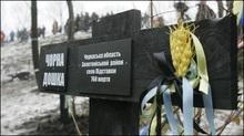 Парламенту запропонували ввести відповідальність за заперечення Голодомору і Холокосту