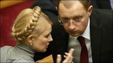 Яценюк упевнений, що Тимошенко стане прем'єр-міністром
