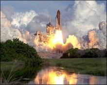 День польотів: запущені Протон-М і COSMO-SkyMed 2. Atlantis - на ремонті