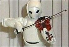 Toyota Motor створила робота-скрипаля
