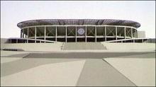 Полякам сподобався стадіон у Дніпропетровську