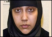 Лондонський суд виніс вирок ліричній терористці