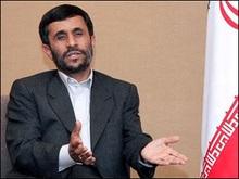 Ахмадінеджад називає доповідь розвідки США перемогою Ірану