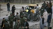 Потужний вибух у Кабулі: 12 загиблих