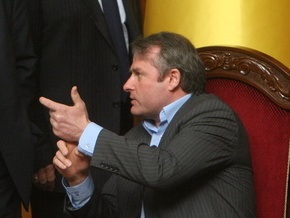 В Партии регионов заявили, что Лозинский скрывается в Приднестровье
