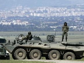 Парламент Грузии согласился отправить в Афганистан роту и батальон солдат