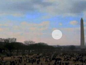 Fox News сообщил об НЛО над Капитолием во время инаугурации Обамы