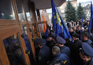 В Ивано-Франковский облсовет прошли 13 политических сил