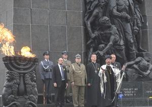 70 лет восстанию в Варшавском гетто: рассказ очевидца
