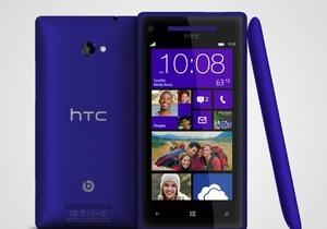 HTC готовит новый суперсмартфон на Windows Phone 8