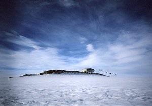 В Антарктике нашли метеорит весом 18 килограммов