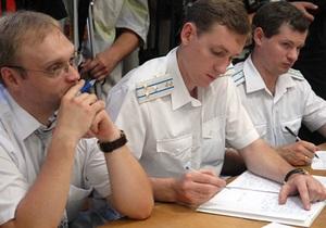 Прокурор начал читать в суде обвинительное заключение по делу Луценко