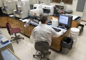 Американцы напечатали книгу на молекулах ДНК