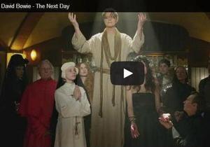 Новый клип Боуи с Олдманом и Котийяр удалили с YouTube через несколько часов после премьеры